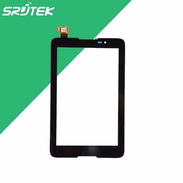 Original New  7 inch For Lenovo TAB A7-50 A3500 A3500-HV Touch Screen Digitizer Panel Front Glass With Free Shipping