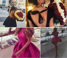 Summer Dresses Sexy Party Dresses Princess Open Back Bow Backless Dresses Bandage Bown Gown Beach Dress Vestidos Robes