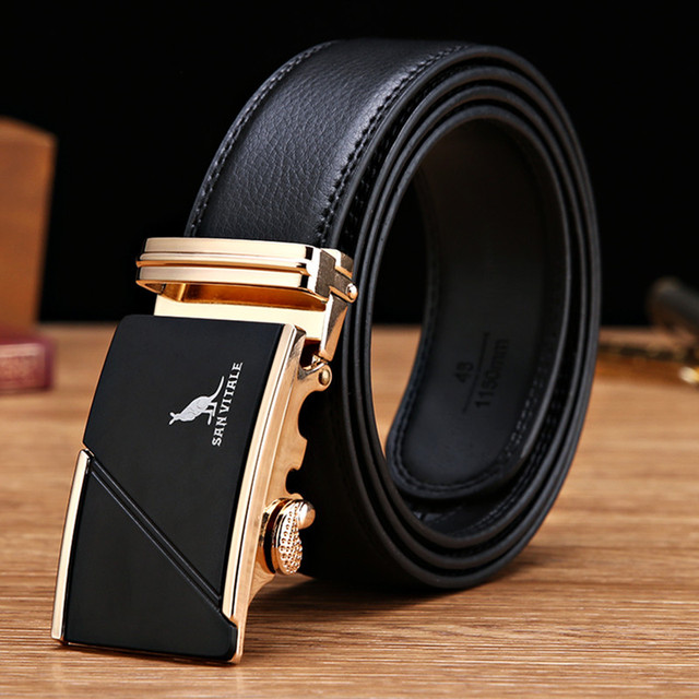 2017 new Brand ceinture mens Luxury  belts for men genuine leather Belts for man designer belt cowskin high quality freeshipping
