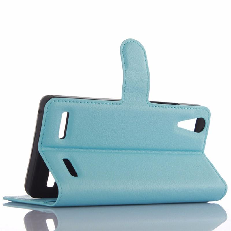 Dla lenovo a6010 a6000 capa luxury leather wallet odwróć case dla lenovo a 6010 a6010 plus a6000 plus pokrywa z czytnikiem kart stojak 13