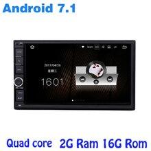 Octa core android 7.1 GPS Del Coche para Nissan universal NAVARA Qashqai patrulla de Murano Versa MP300 Treeando Con USB 2G RAM sin disco