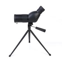 KINGOPT 12-36x50 Spotting Scope Straight Optics Monocular Telescope Connecting Portable Tripod for Outdoor Camping Bird-watching стоимость