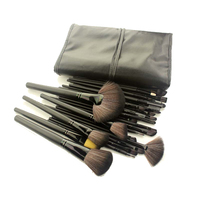 32Pcs Multi-functional Makeup Brushes Superior Soft Cosmetic Eyeshadow Lip gloss Blusher eyeliner Sets Kits Tools Pouch Bag Case