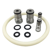 Cornelius Type keg Ball Lock Post & Poppet Female Thread Gas + liquid 19/32-18 corney O-ring seal rebuild kit