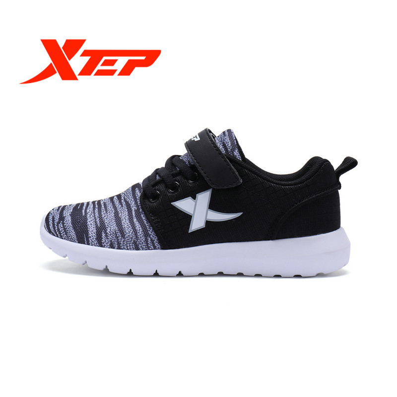 Xtep 2017 Cool Summer Breathable Baby Sport Shoes For Boys Kids Children Free Shipping Child Non-slip Fashion Sneakers new hot sale children shoes comfortable breathable sneakers for boys anti skid sport running shoes wear resistant free shipping