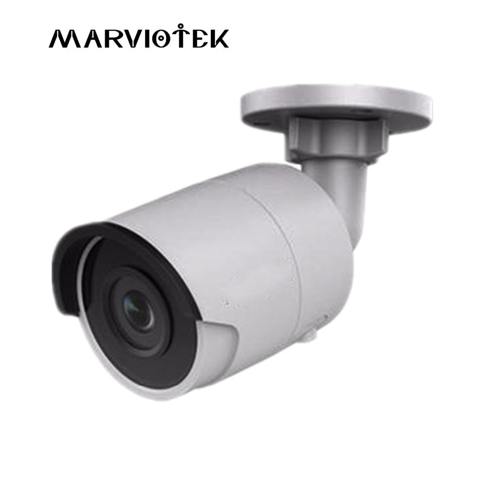 цена DS-2CD2055FWD-I hikvision ip camera poe 5mp ip cameras outdoor WDR 120DB P2P security Video Surveilance camera with TF Card Slot онлайн в 2017 году