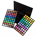2016 Brand new #2  120 Full Color Eyeshadow Makeup Palette Eye Shadow Powder Cosmetics Stage Tools Naked Palette Glitter Matte