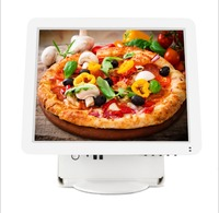 15 inch all in one touch screen pos with rfid wifi ibutton