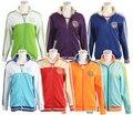 9 Colores LoveLive! disfraces cosplay capucha del amor vivo u sif escuela idol festival cardigan chaqueta unisex sport suit