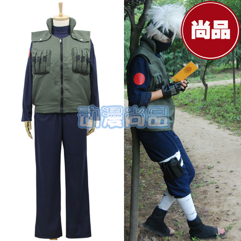 Popular Kakashi Hatake Costumes-Buy Cheap Kakashi Hatake ...