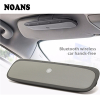 NOANS Car Kit Speakerphone Handsfree Bluetooth Handsfree Wireless Speaker Phone For Fiat 500 Punto Chevrolet Cruze Aveo Peugeot