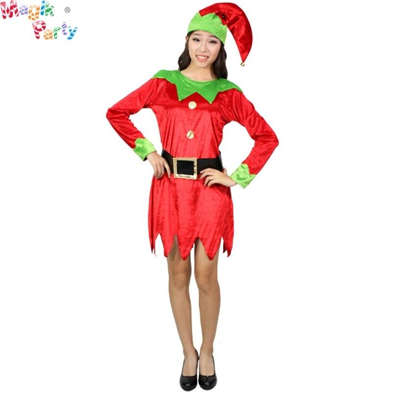 Fête magique Halloween Cosplay Costume fête vêtements enfants et adultes Style rouge magicien Clown vêtements avec chapeau mignon