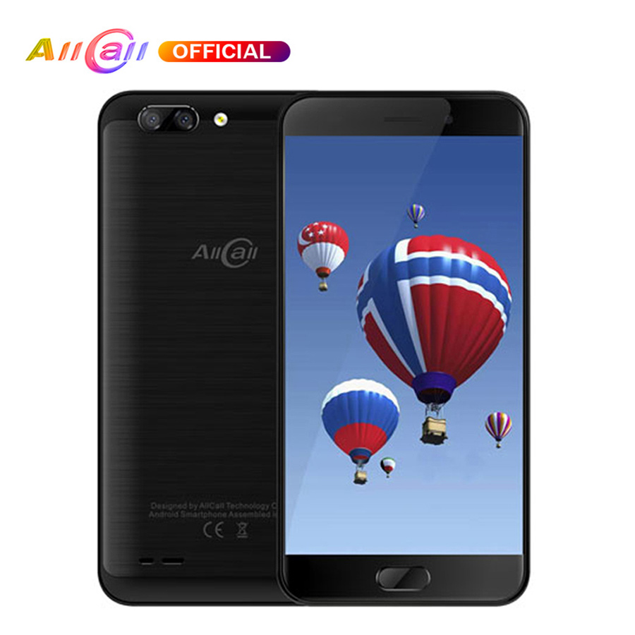 AllCall Atom Android 7.0 Mobile Phone MT6737 Quad Core 2100mAh 2GB+16GB 5.2 Smartphone 8MP Dual Back Cameras 4G OTG CellphoneAllCall Atom Android 7.0 Mobile Phone MT6737 Quad Core 2100mAh 2GB+16GB 5.2 Smartphone 8MP Dual Back Cameras 4G OTG Cellphone