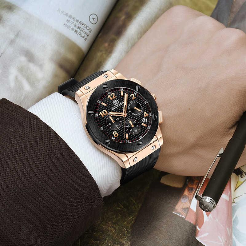 Новинка BINKADA кварцевые часы мужской спортивный военный часы мужские силиконовый ремешок армейские наручные часы календарь relogio masculino