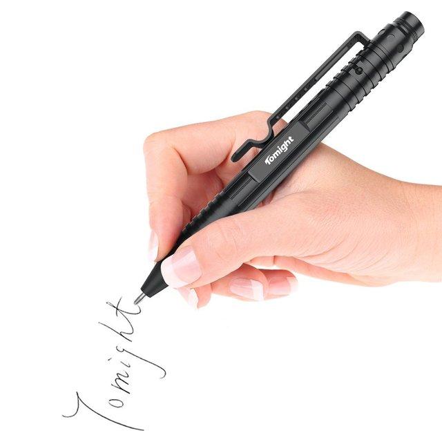 Tactical Pen self defence Flashlight Writing Safety Security Protection Personal Defense EDC Defensa Personal Pen Tenvellon
