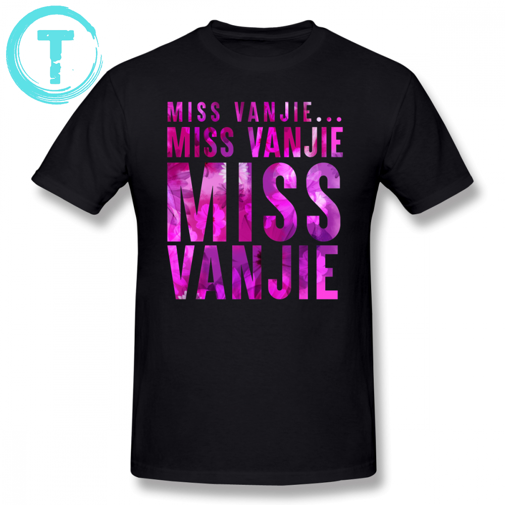 Rupaul   T     Shirt   Miss Vanjie   T  -  Shirt   Oversized Short-Sleeve Tee   Shirt   Print Men Basic 100 Percent Cotton Cute Tshirt