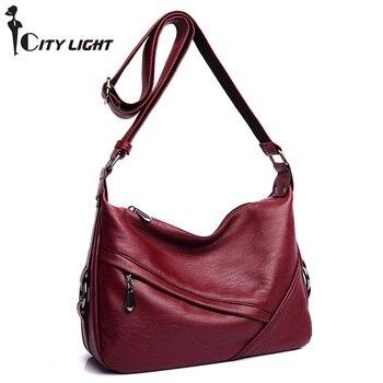 b796cda4eb86 Для женщин топ-ручка сумки Для женщин известных брендов женский  Повседневное ...