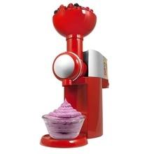 Автоматический замороженные фрукты десерт Машина Фруктовое Мороженое машина для приготовления молочного коктейля Машина морозильник слякоть машина