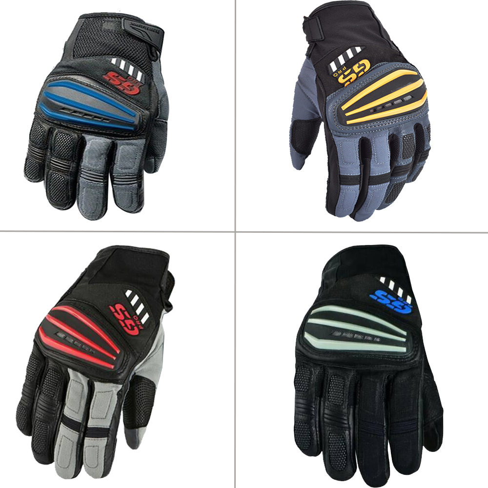WILLBROS Rallye 4 Motorrad GS Pro Gloves Motocross Car Rallye Motorbike Off-Road Racing Gloves for BMW GS650 GS1200 image