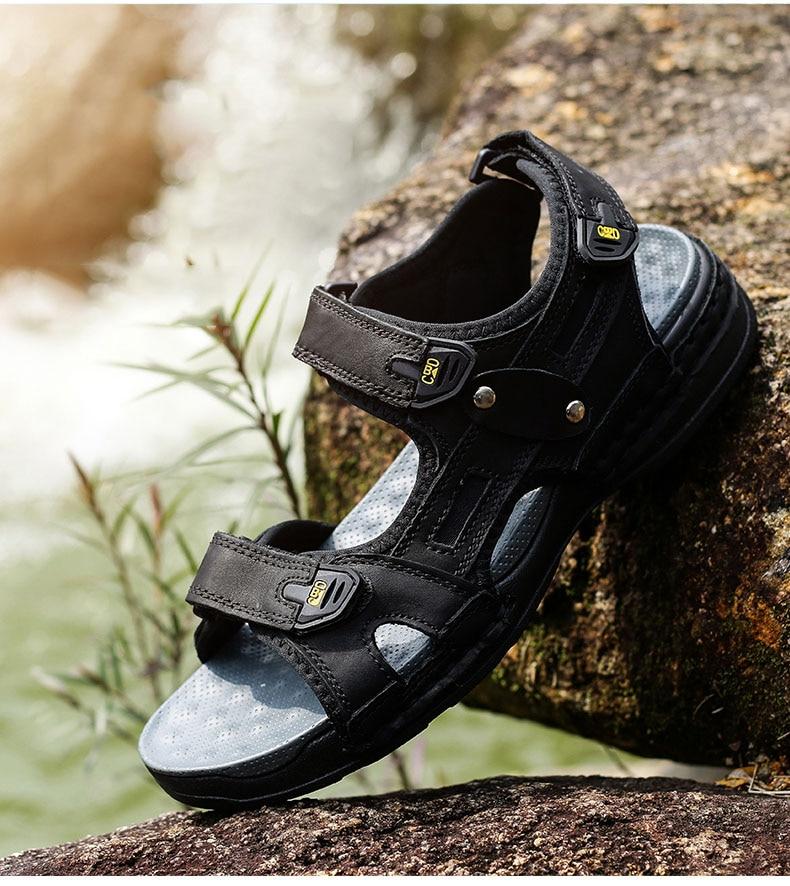 summer-hiking-sandals-genuine-leather-beach-sandals (3)