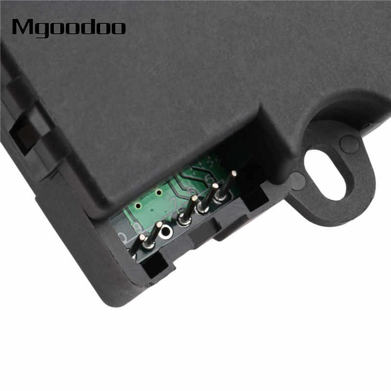 Mgoodoo HVAC Heater Air Blend Door Actuator 604-106 16163982 89018365  15-72971 Fit For Chevrolet Tahoe Silverado GMC Sierra