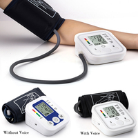 New digital electronic automatic sphygmomanometer home supplies blood pressure test heathy care tool