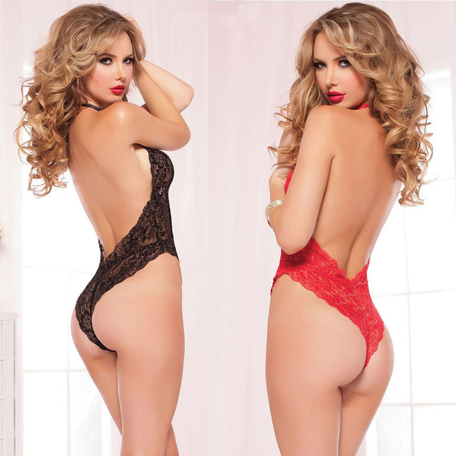 Women Lace Sexy Lingerie Set