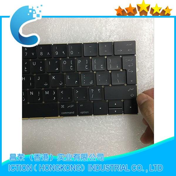 Original New A1707 Keyboard for Apple Macbook 15