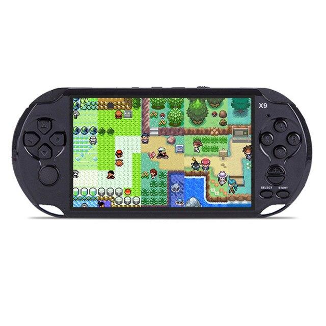 consola videojuegos portatil gamepad & tablet 7 android 4.4