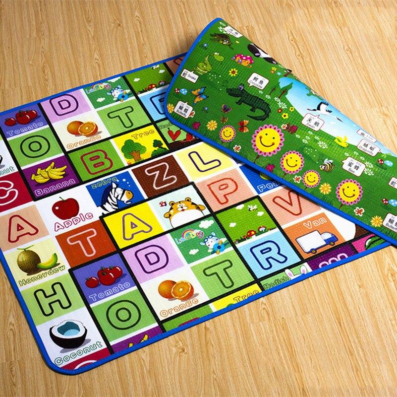 Baby Play Mats Eva habszivacs Játékok Ajándék gyermekeknek - Csecsemőjátékok