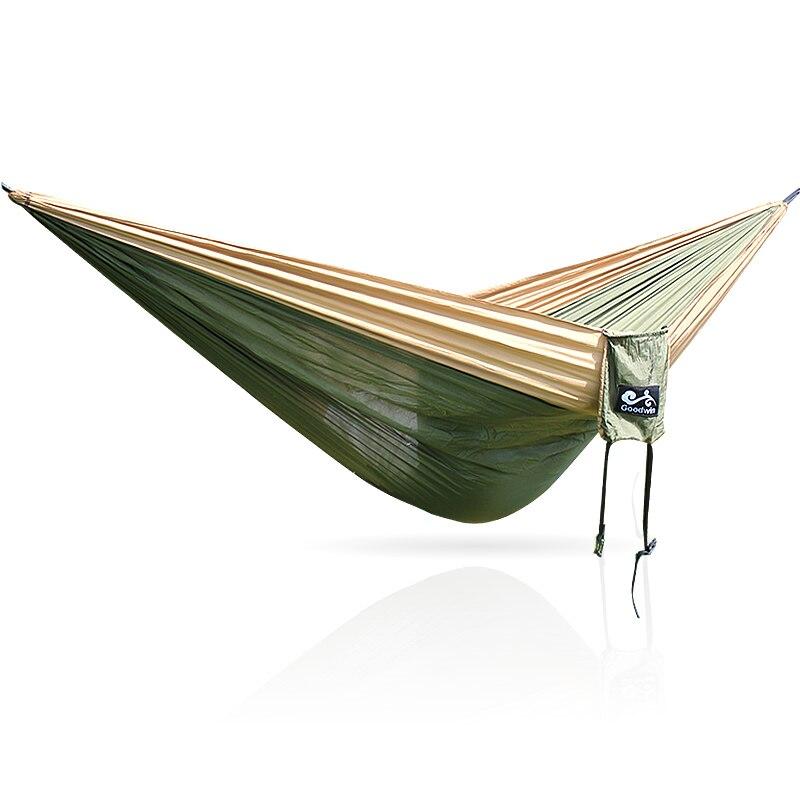 Outdoor Hammock Chair Hammock Swing Parachute Fabric parachute hammock parachute hammock double muebles exterior