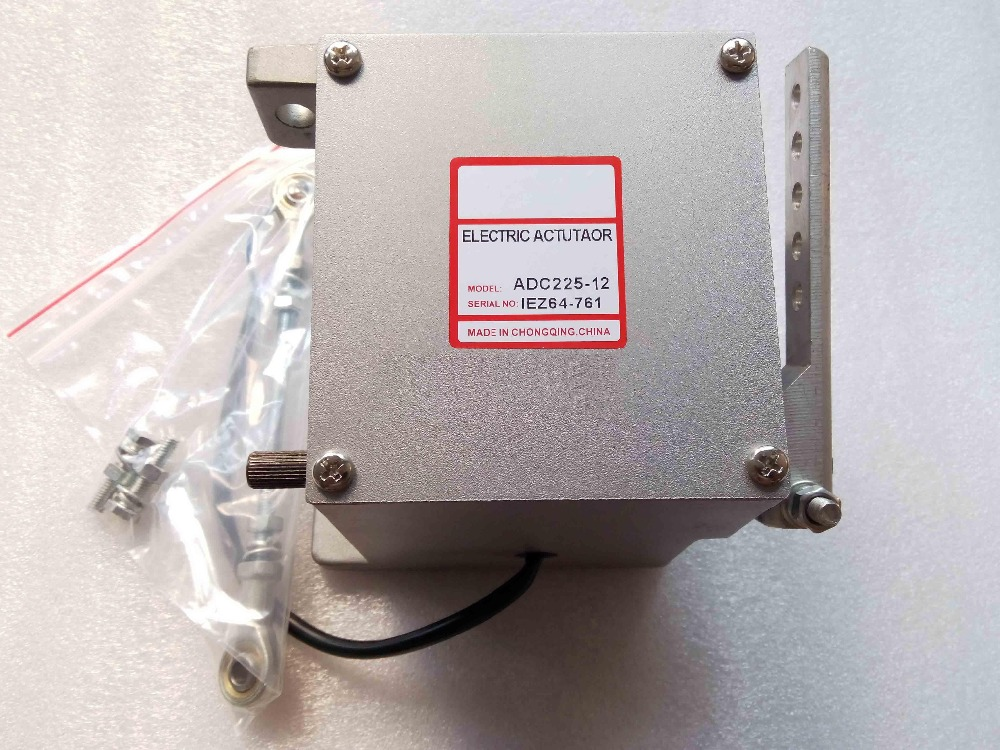 Fast Shipping ACTUATOR ADC225-12  12V Engine accessories  ADC225