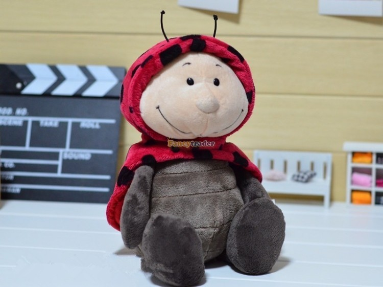 Fancytrader 20\'\' 50cm Copyrighted Plush Stuffed NICI Happy Spring Time Ladybug FT90400 (3)