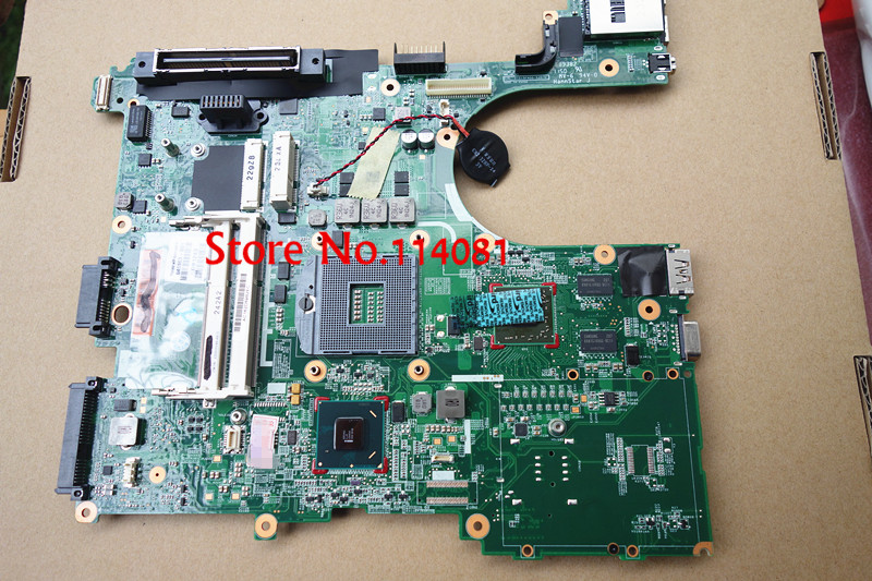 ФОТО For hp 6560B 8560P Notebook Motherboard 646963-001 02010V900-600-G 100% Tested ok Free shipping