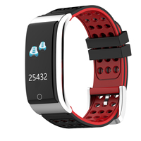 E08 Smart Bracelet Fitness Tracker Smart Wristband Heart Rate Monitor ECG/PPG Blood Pressure Smart Band Watch for IOS Android