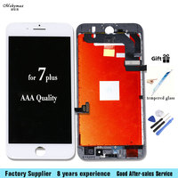 LCD Display Touch Screen Digitizer Assembly Replacement For IPhone 7 4 7 Inch 7 Plus 5