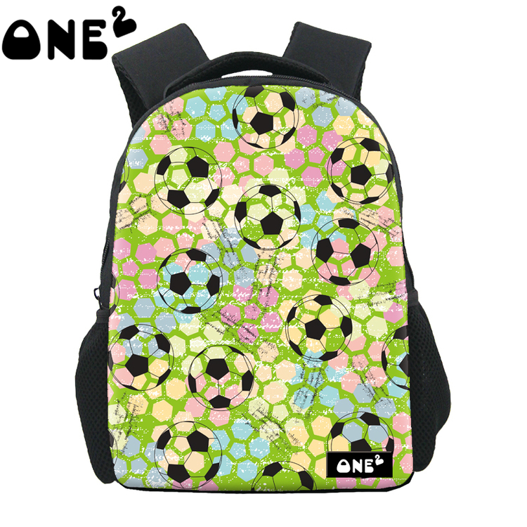 eb636532a801 ONE2 Design France euro badge printing fashion kids backpack school bag  travel backpack extreme backpack for kindergarten baby-in Backpacks from  Luggage ...