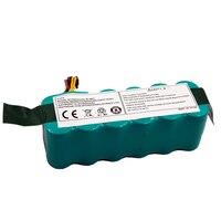 GTF 14,4 В SC 3500 мАч Перезаряжаемые Батарея Для Ecovacs CR120 Dibea панда X500 X580 Kk8 Haier подметания робот металл-гидридных или никель очиститель Батарея