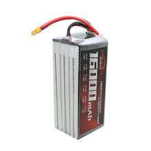 Hot Selling 22.2V 16000mah 25C 6S Lipo Battery For Quadcopters Helicopters RC Models Li-polymer Battery made in China