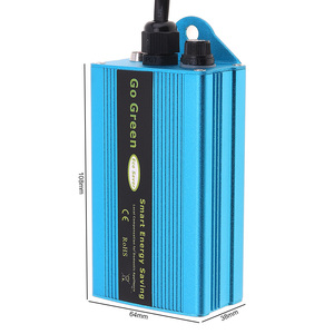 Image 2 - 50KW 90 250 فولت المنزل غرفة آلة توفير الكهرباء صندوق توفير الكهرباء بيل القاتل حتى 35%