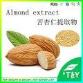 2016 produtos mais vendidos de amêndoa em pó/leite de amêndoa em pó/extrato de amêndoa 400 g/lote