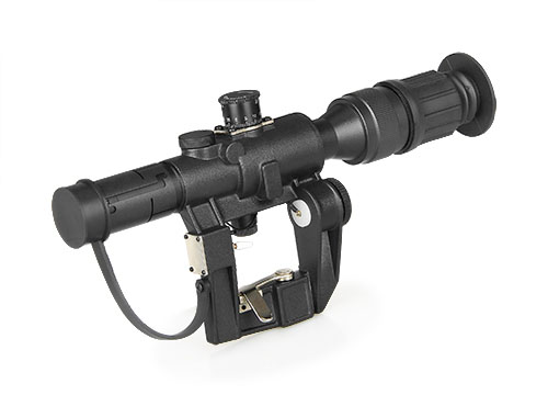 Hot Sale Tactical Military Use SVD4X26AK Rifle Scope For Hunting OS1-0061