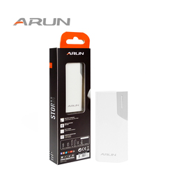 Arun 4000mah emergency power supply external battery charging station high speed charging power bank for iphone.jpg 250x250