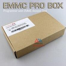 Conjunto completo con caja al por menor Original MÁSTER ERASMUS MUNDUS Pro caja de dispositivo programador MÁSTER ERASMUS MUNDUS Herramienta Booster cable solución todo en uno agente
