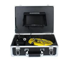 WF90-20m Sewer Waterproof Video Camera 12ocs LCD Screen Drain Pipe Inspection camera
