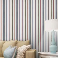 홈 주방 방수 나뭇결 자체 접착 PVC 벽지 욕실 방수 벽 스티커