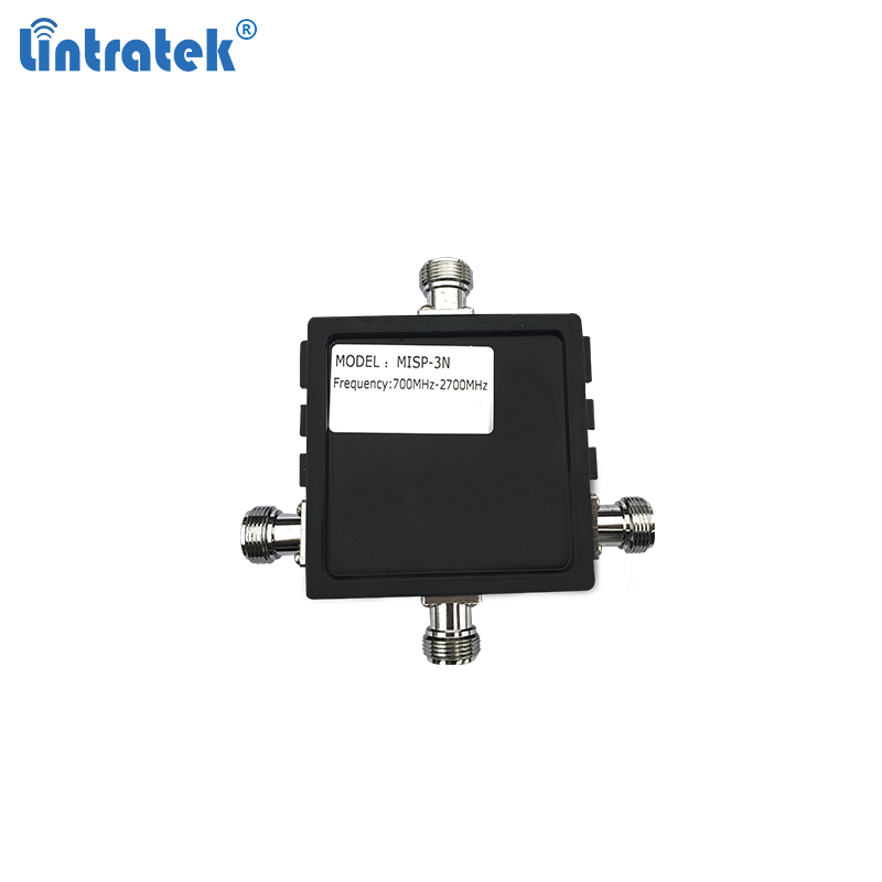 Three Way Splitter For Celular Signal Booster 700-2700Mhz Indoor Antenna Divider Mini Size For Mobile Phone Signal Repeater #8.3