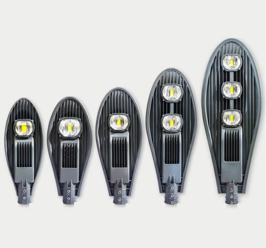 LED Street Lights 30W 50W 80W 100W 120W 150W 200W Road Highway Garden Park Street Light 85-265V IP65 Lamp Outdoor Lighting