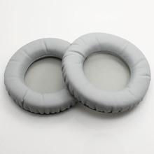 Headphones ear pads for SteelSeries SIBERIA V2 V1 RAW headset Sponge Protein Leather Material Ear Pads high quality
