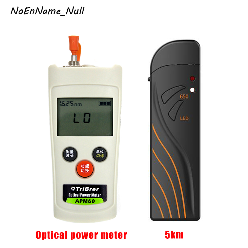 2 in 1 FTTH Fiber optic tool kit -70~+6dBm Mini Handheld Optical Power Meter + 5mW Visual Fault Locator Fiber Optic Test Tool2 in 1 FTTH Fiber optic tool kit -70~+6dBm Mini Handheld Optical Power Meter + 5mW Visual Fault Locator Fiber Optic Test Tool